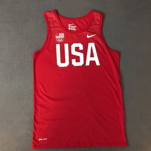 Nike Dri-Fit USA Olympic Tank Top